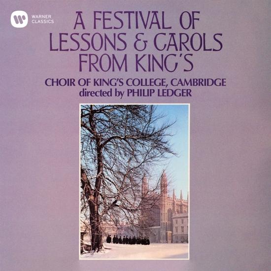 Cover A Festival of Lessons & Carols from King's (Remastered)