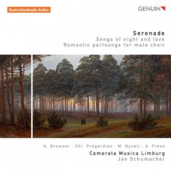 Cover Serenade - Songs of Night and Love