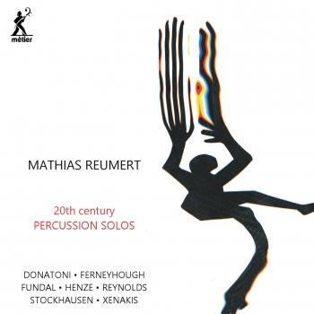 Cover 20th Century Percussion Solos