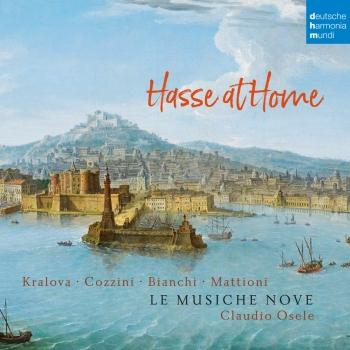 Cover Hasse at Home - Cantatas and Sonatas