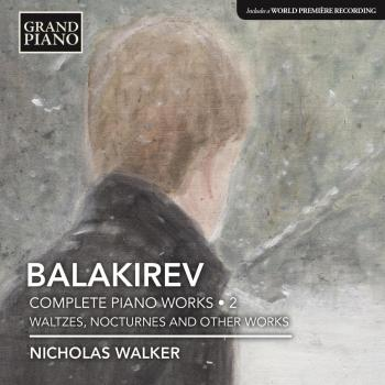 Cover Balakirev: Complete Piano Works, Vol. 2