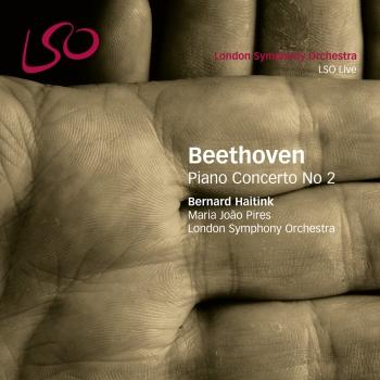 Cover Beethoven: Piano Concerto No. 2