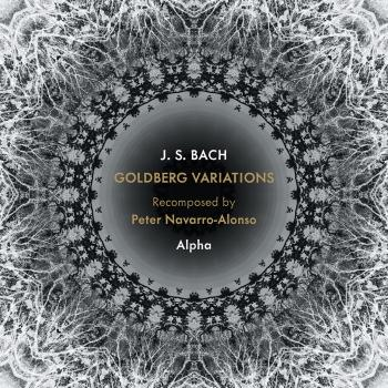Cover Bach: Goldberg Variations, BWV 988 (Arr. P. Navarro-Alonso)