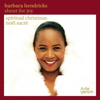 Cover Shout for Joy, Spiritual Christmas