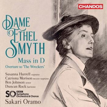 Cover Smyth: Mass in D Major & Overture to 'The Wreckers'