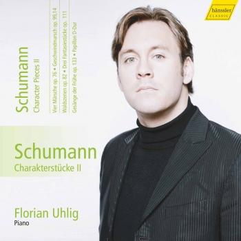 Cover Schumann: Complete Piano Works, Vol. 13