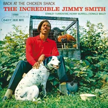 Cover Back At The Chicken Shack: The Incredible Jimmy Smith