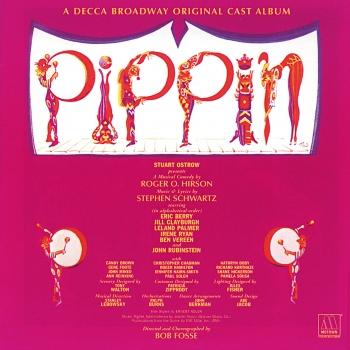 Cover Stephen Schwartz: Pippin (1972 Original Broadway Cast Recording)