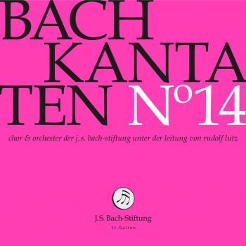 Cover J.S. Bach: Cantatas, Vol. 14