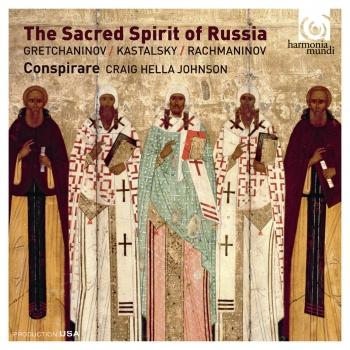 Cover The Sacred Spirit of Russia