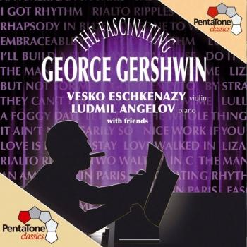Cover The Fascinating George Gershwin