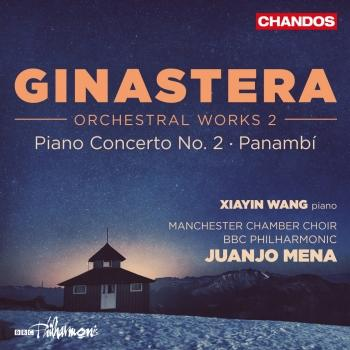 Cover Ginastera: Orchestral Works, Vol. 2