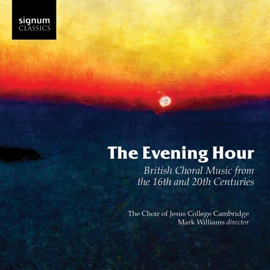 Cover The Evening Hour