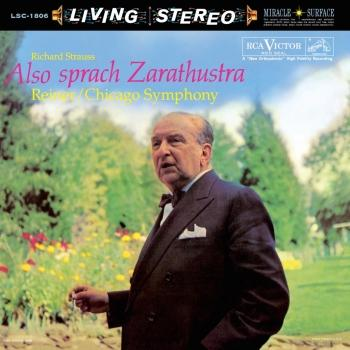 Cover Strauss: Also sprach Zarathustra (Remastered)