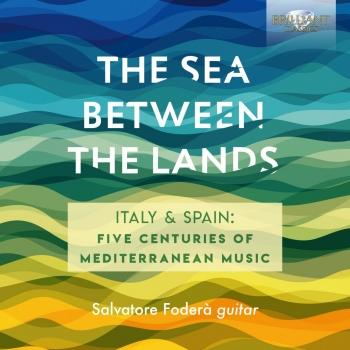 Cover The Sea Between the Lands