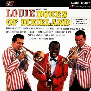 Cover Louie and the Dukes of Dixieland (Remastered)