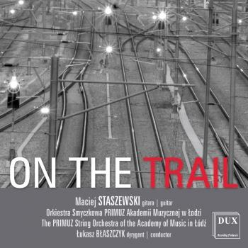 Cover Maciej Staszewski: On the Trail