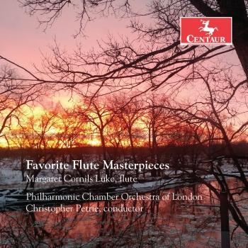 Cover Favorite Flute Masterpieces