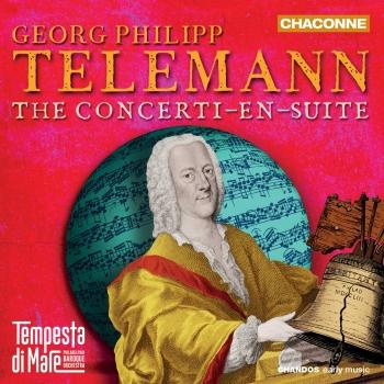 Cover Telemann: The Concerti-en-suite