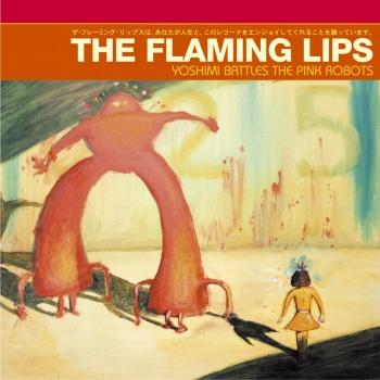Cover Yoshimi Battles The Pink Robots