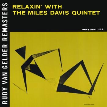 Cover Relaxin' With The Miles Davis Quintet