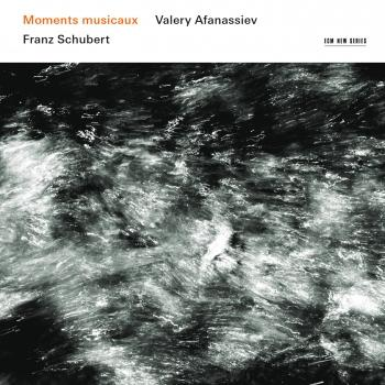Cover Franz Schubert: Moments Musicaux & Sonata, D850