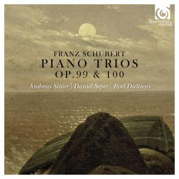 Cover Schubert: Piano trios, Op. 99 & 100