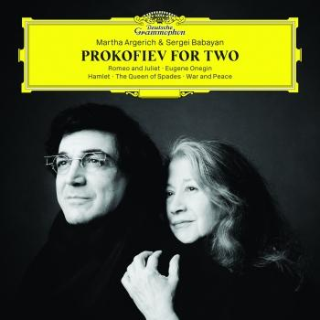 Cover Prokofiev For Two