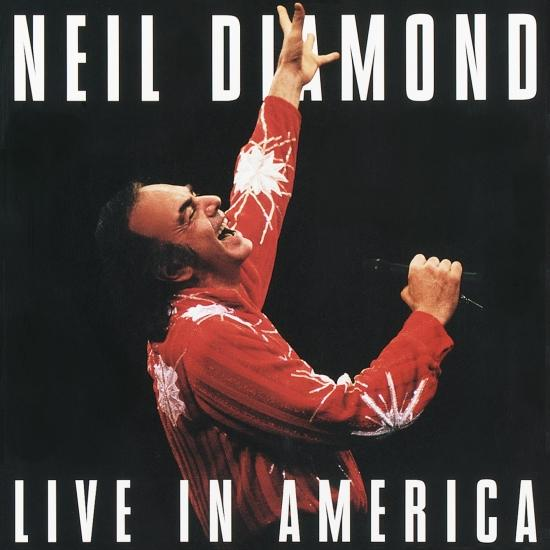 Cover Live In America (Remastered)