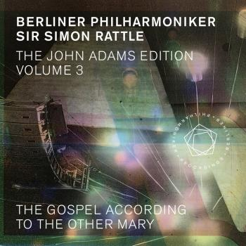 Cover The John Adams Edition, Vol. 3: The Gospel According to the Other Mary
