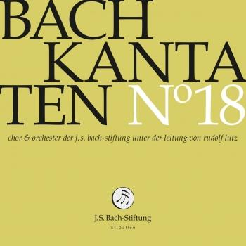 Cover J.S. Bach: Cantatas, Vol. 18