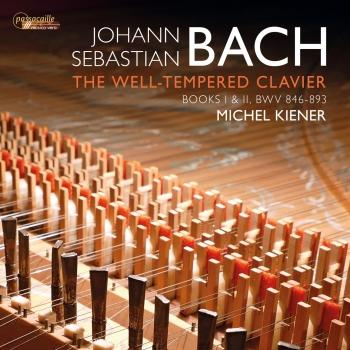 Cover Bach: The Well-Tempered Clavier, Books I & II, BWV 846-893