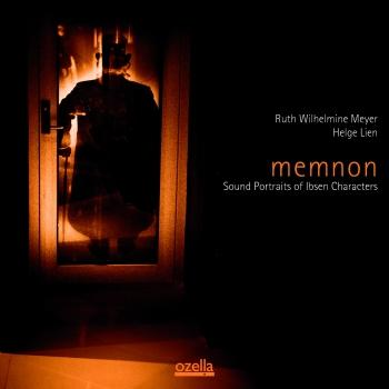 Cover Memnon - Sound Portraits of Ibsen Characters