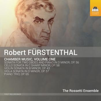 Cover Fürstenthal: Chamber Music, Vol. 1