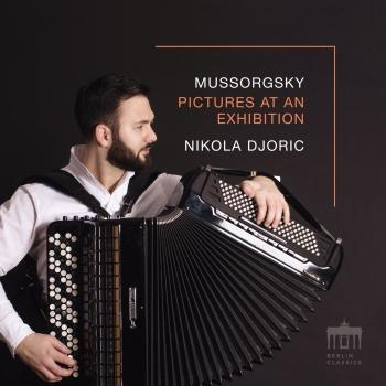 Cover Mussorgsky: Pictures at an Exhibition (Pictures Part I)