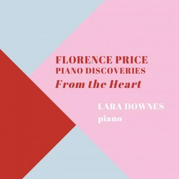 Cover Florence Price: Piano Discoveries from the Heart (EP)