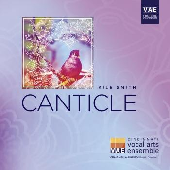 Cover Kile Smith: Canticle