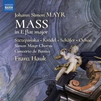 Cover Mayr: Mass in E-Flat Major (Arr. F. Hauk & M. Hößl)