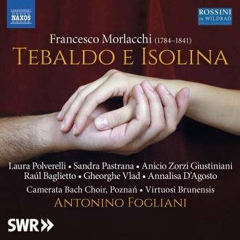 Cover Morlacchi: Tebaldo e Isolina (Revised 1825 Version) [Live]