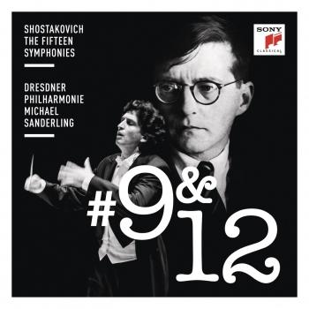 Cover Shostakovich: The Fifteen Symphonies: Nos. 9 & 12