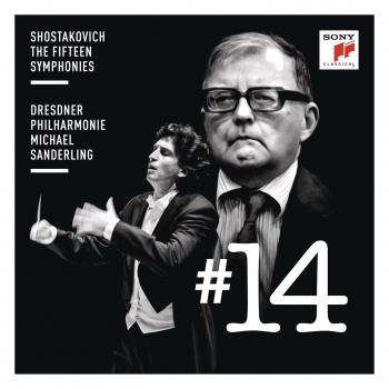 Cover Shostakovich: The Fifteen Symphonies: No. 14