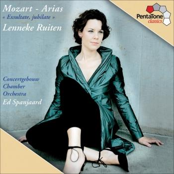 Cover Mozart: Arias