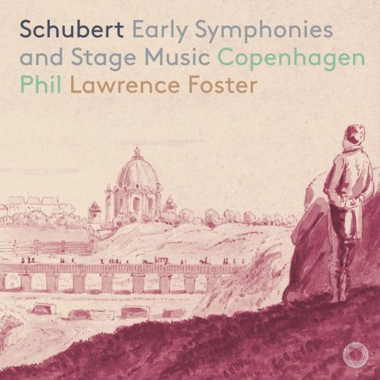 Cover Schubert: Early Symphonies & Stage Music
