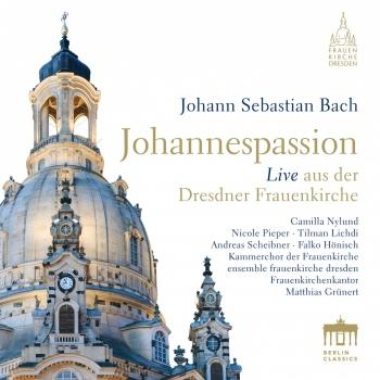Cover Bach: Johannespassion, BWV 245 (St. John Passion)