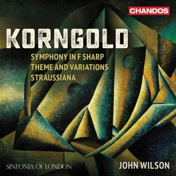 Cover Korngold: Works for Orchestra