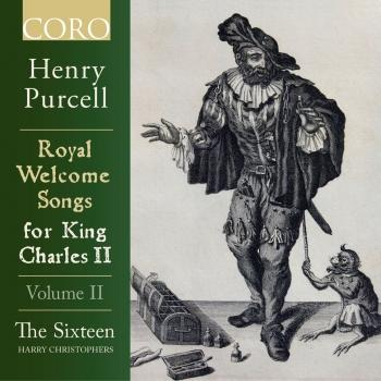 Cover Royal Welcome Songs for King Charles II Volume II