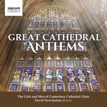 Cover Great Cathedral Anthems