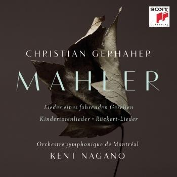 Cover Mahler: Orchestral Songs