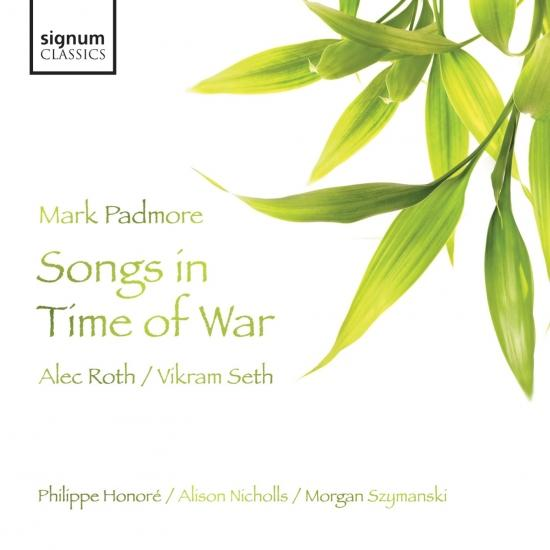 Cover Roth: Songs in Time of War