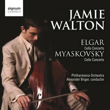 Cover Elgar / Myaskovsky: Cello Concertos